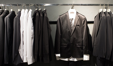 how to dry clean at home suit
